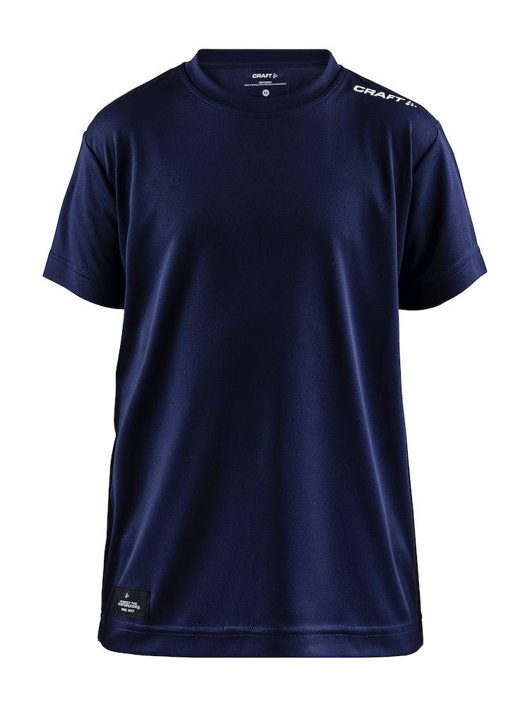 Community Function SS Tee Navy Barn