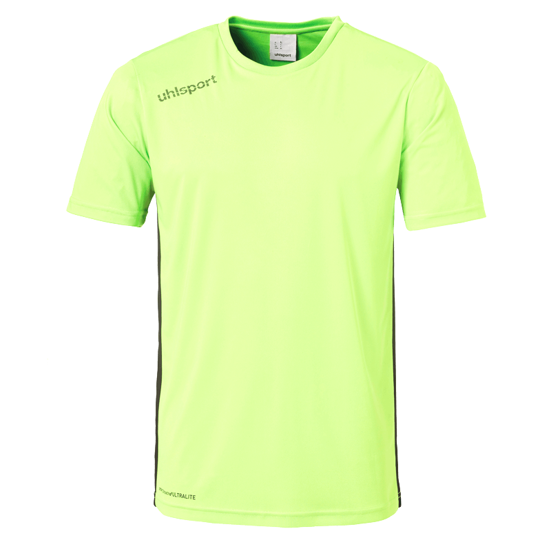 Essential Shirt grön/Svart Herr