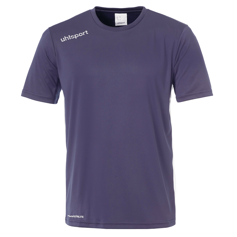 Essential Shirt Marin/Vit Herr