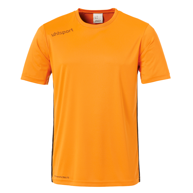 Essential Shirt Orange/Svart Herr