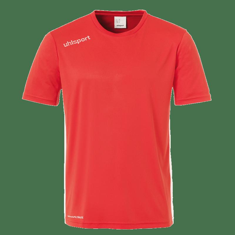 Essential Shirt Röd/Vit Herr