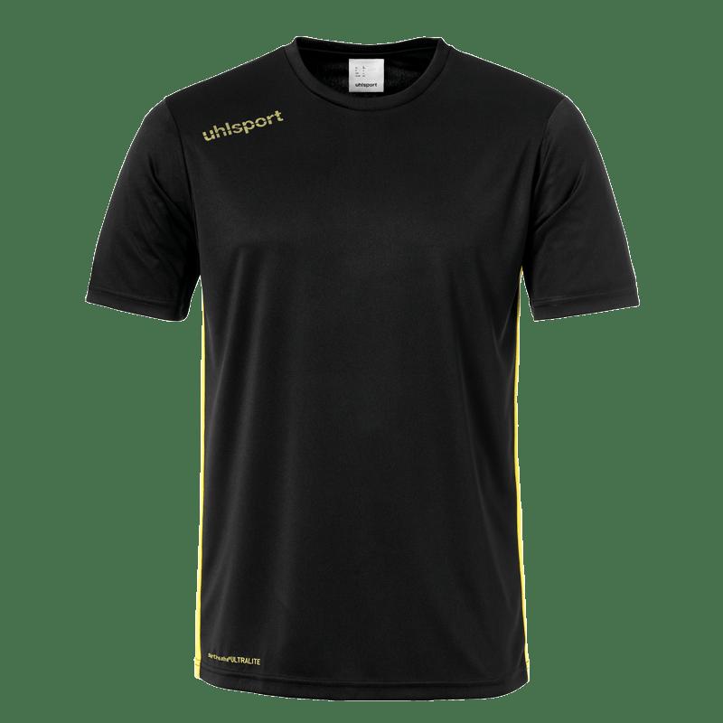 Essential Shirt Svart/Gul Herr