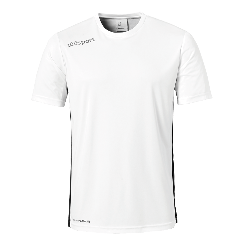 Essential Shirt Vit/Svart Herr