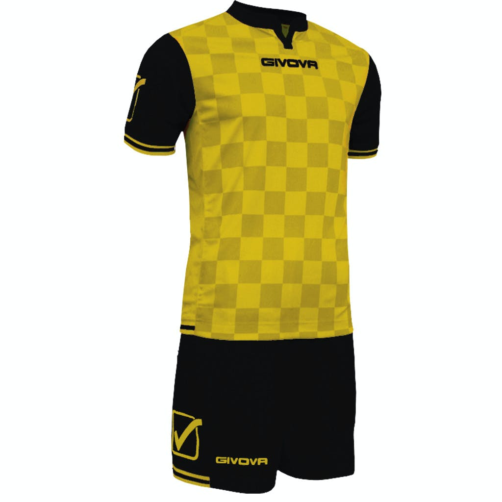 Kit Competition Gul/Svart