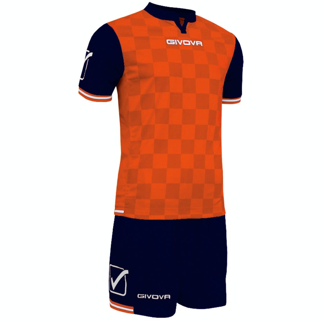 Kit Competition Orange/Mörkblå