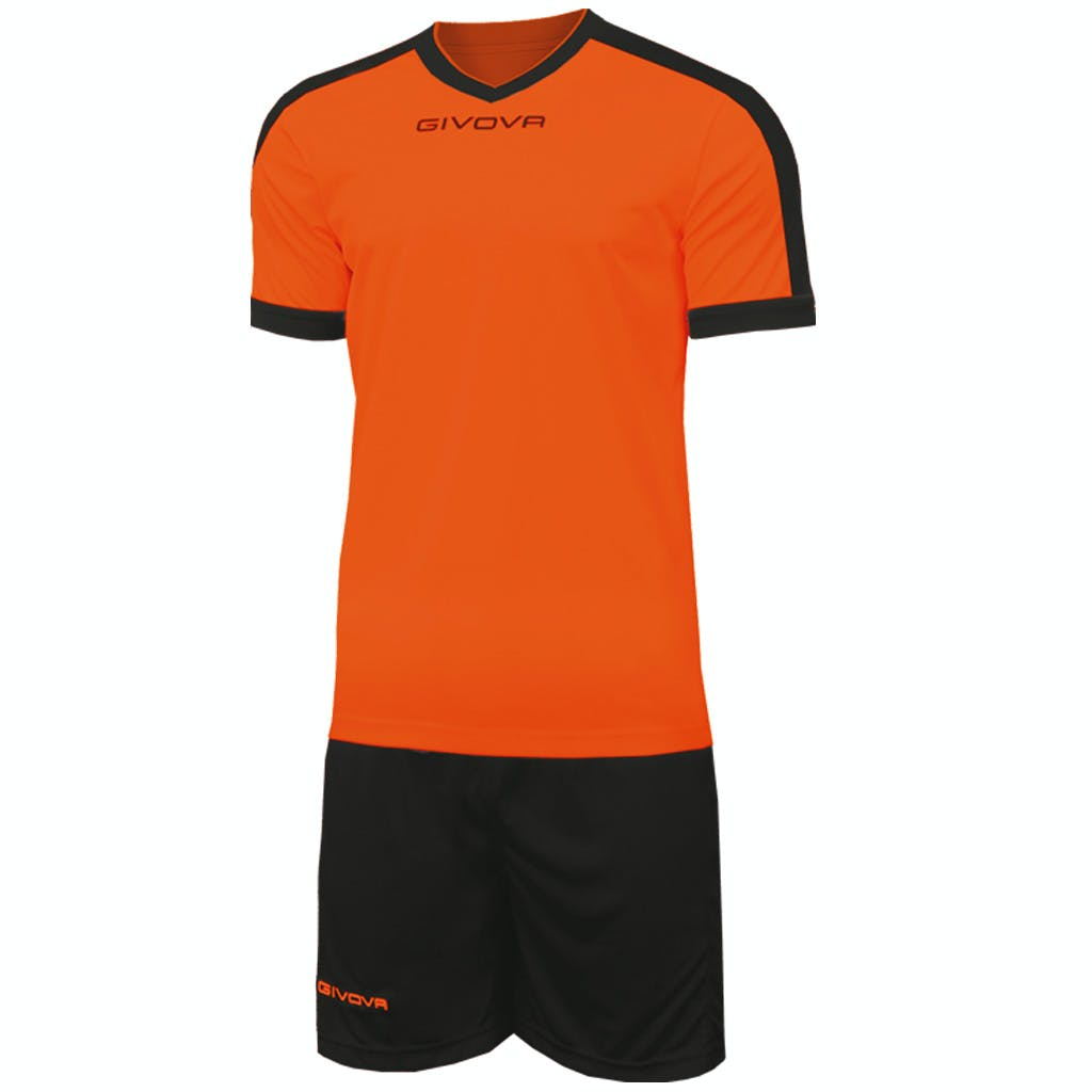 Kit Revolution Orange/svart