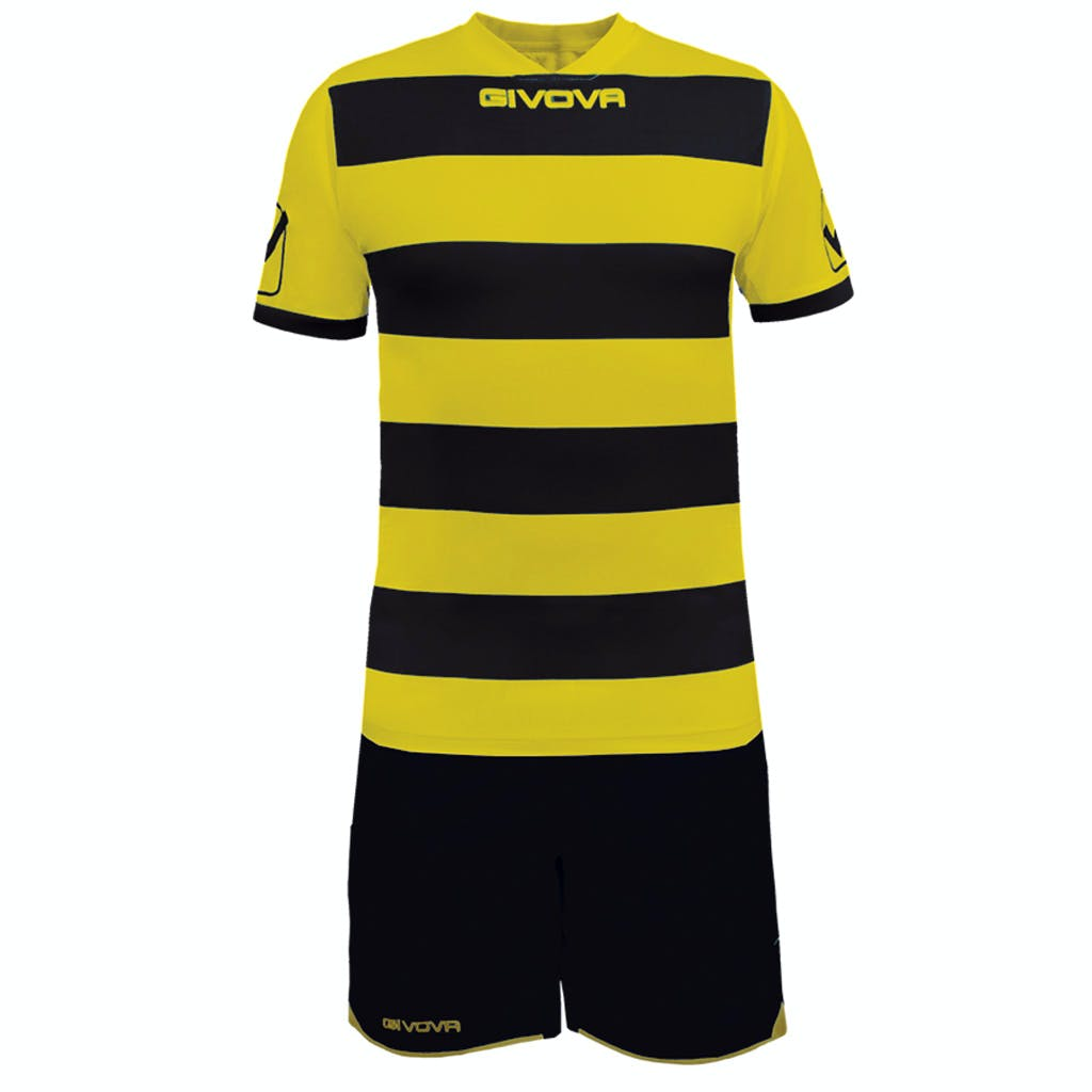 Kit Rugby Gul/Svart