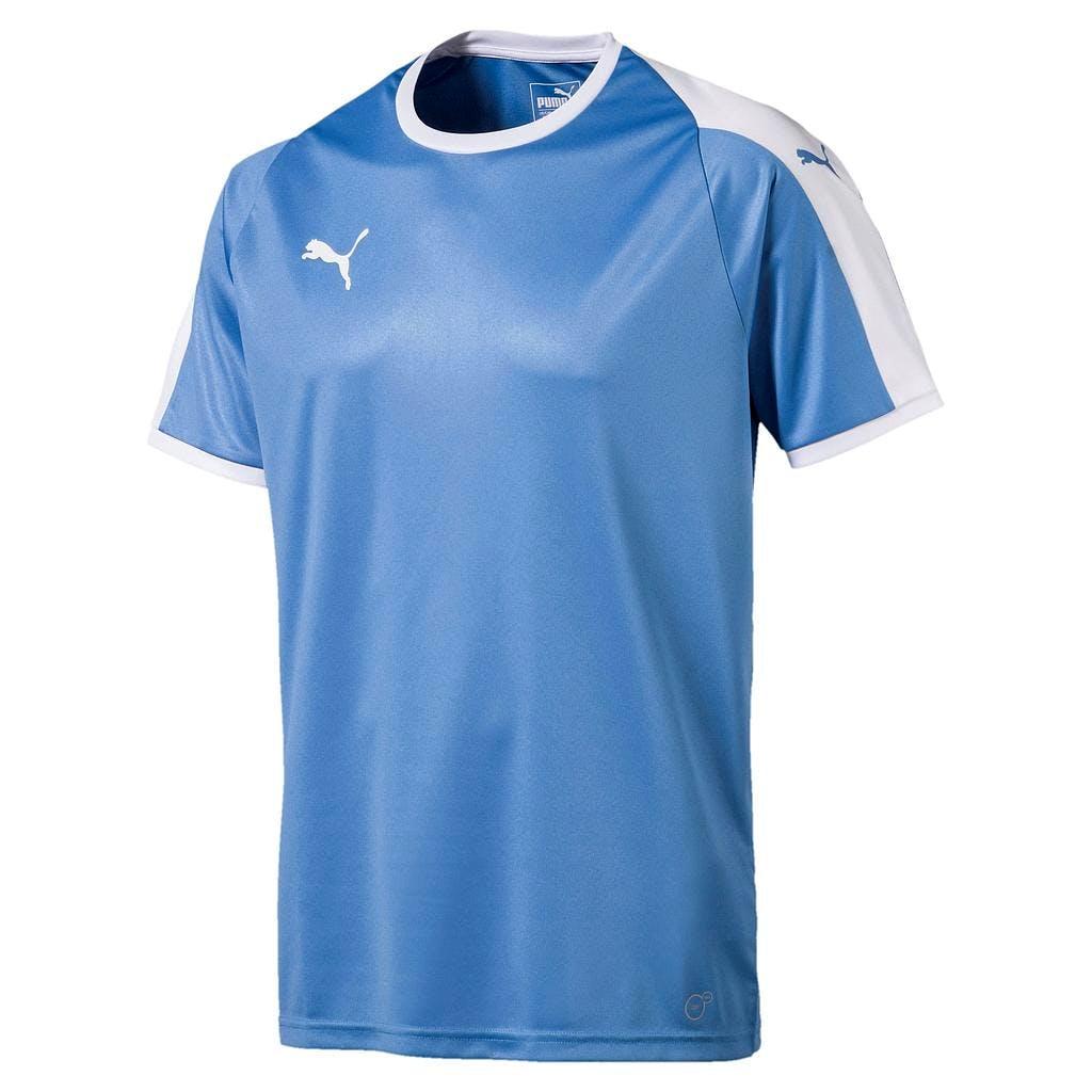 LIGA Jersey Ljusblå/Vit