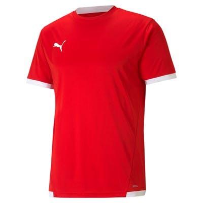 LIGA Jersey Röd/Vit