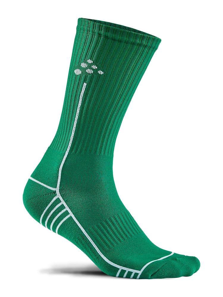 Progress Mid Sock Grön