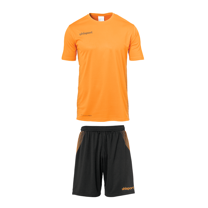 Score Kit Ljusorange/Svart Herr