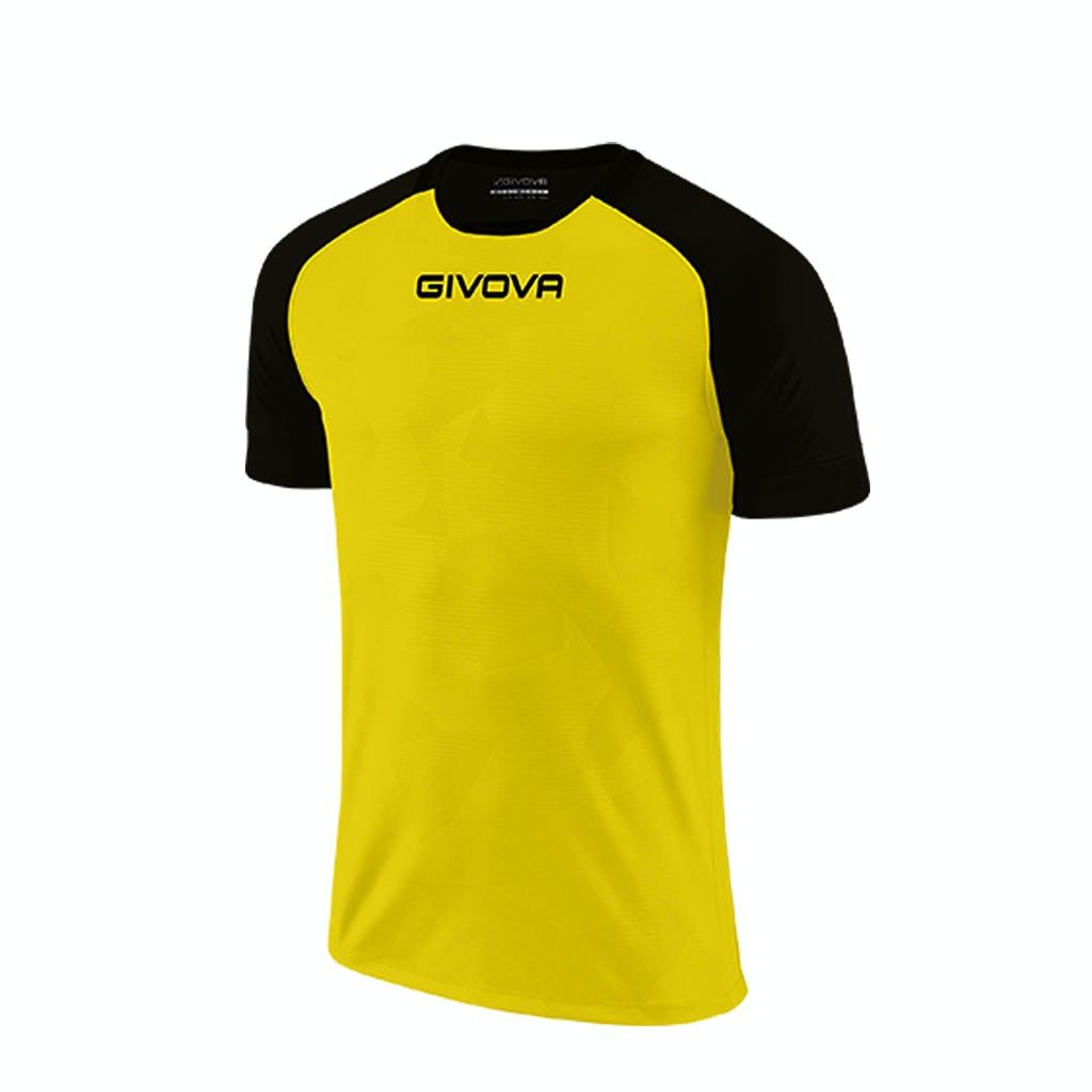 Shirt Capo Gul/Svart