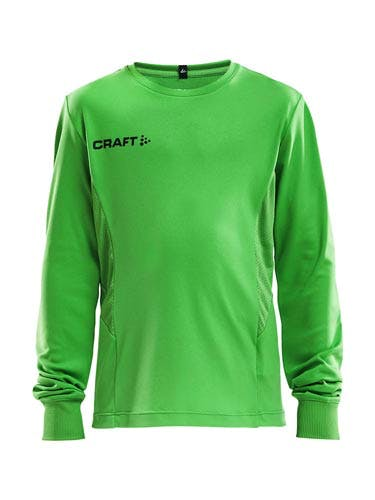 Squad Gk Ls Jersey Jr Craft Green