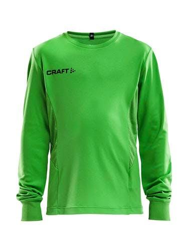 Squad Gk Ls Jersey Jr Craft Green
