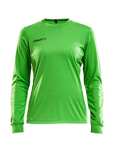 Squad Gk Ls Jersey Wmn Craft Green