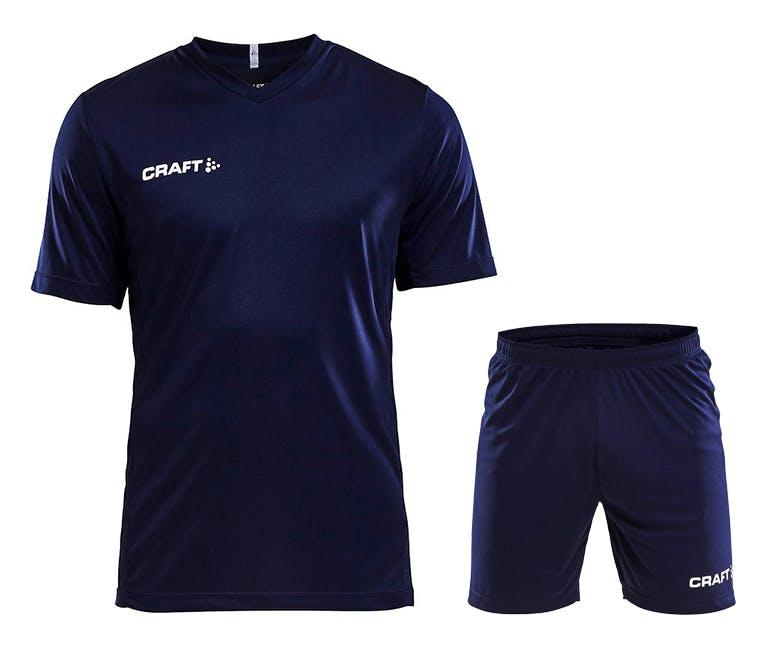 Squad Jersey Kit Men Marinblå