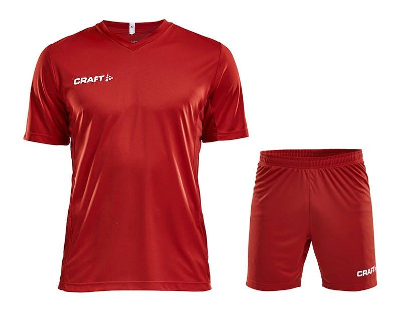 Squad Jersey Kit Men Röd