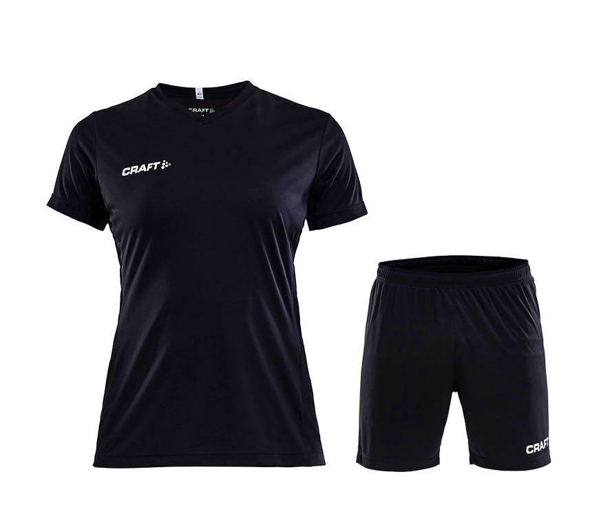 Squad Jersey Kit Women Svart
