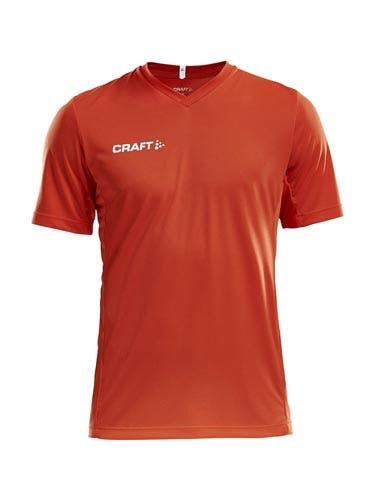 Squad Jersey Solid Men Orange