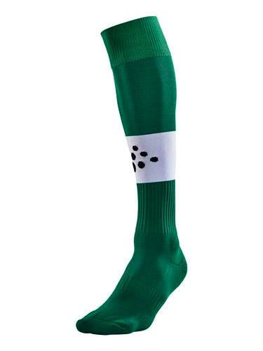 SQUAD Sock Contrast Grön/Vit