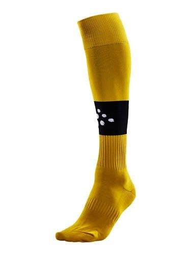 SQUAD Sock Contrast Gul/Svart