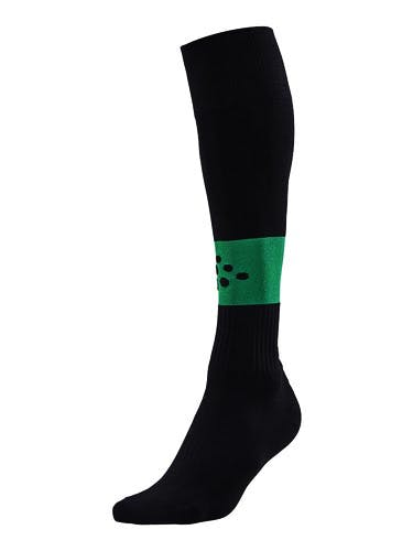 SQUAD Sock Contrast Svart/Grön