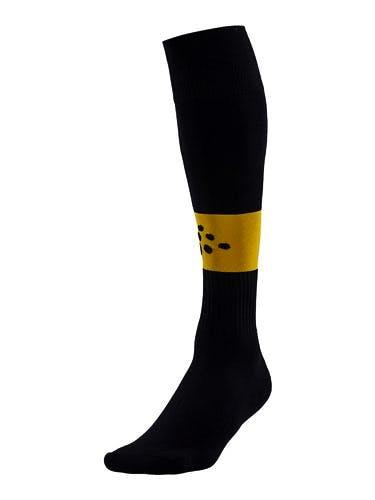SQUAD Sock Contrast Svart/Gul