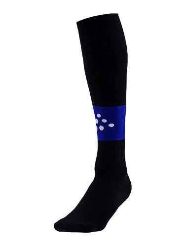 SQUAD Sock Contrast Svart/Mörkblå