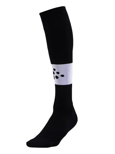 SQUAD Sock Contrast Svart/Vit