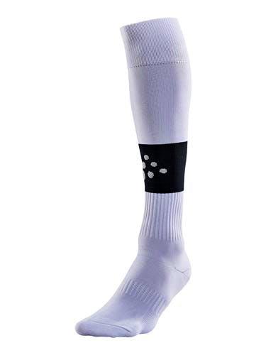 SQUAD Sock Contrast Vit/Svart