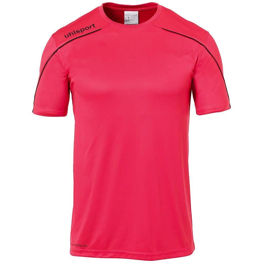 Stream 22 Shirt SS Herr Rosa