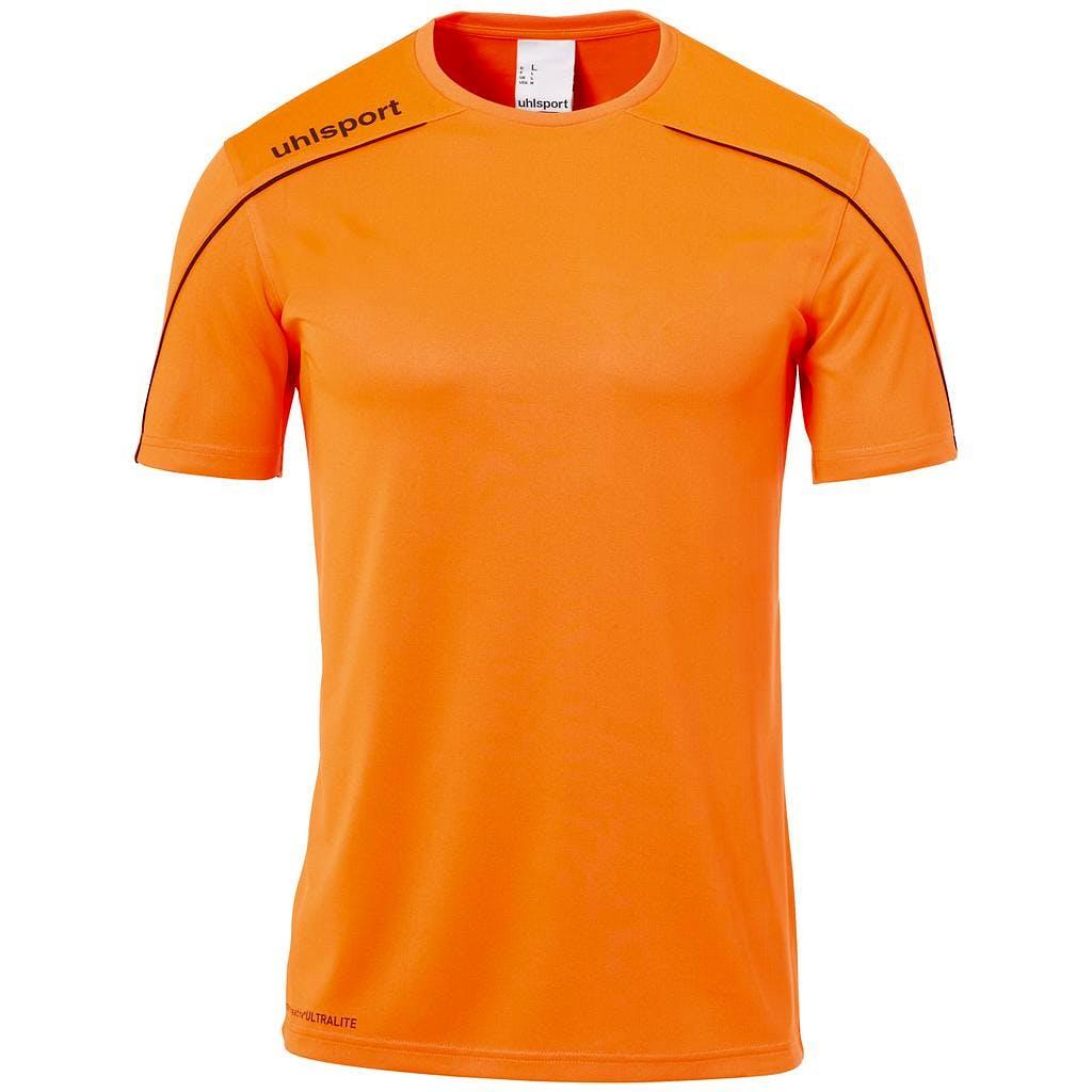 Stream 22 Shirt SS Jr Orange