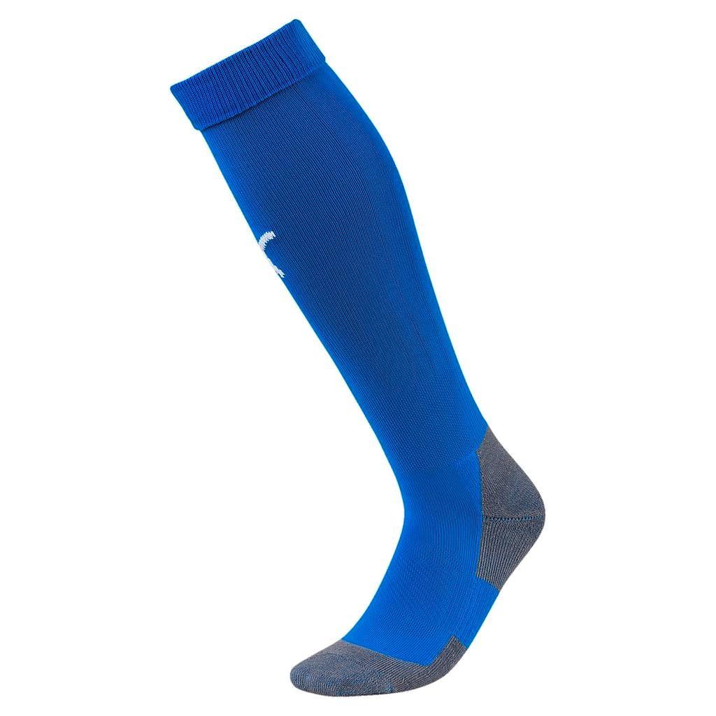 Team Liga Socks Core Blå/Vit
