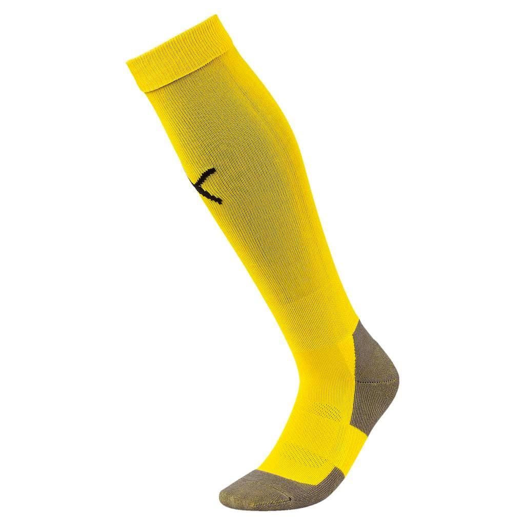 Team Liga Socks Core Gul/Svart