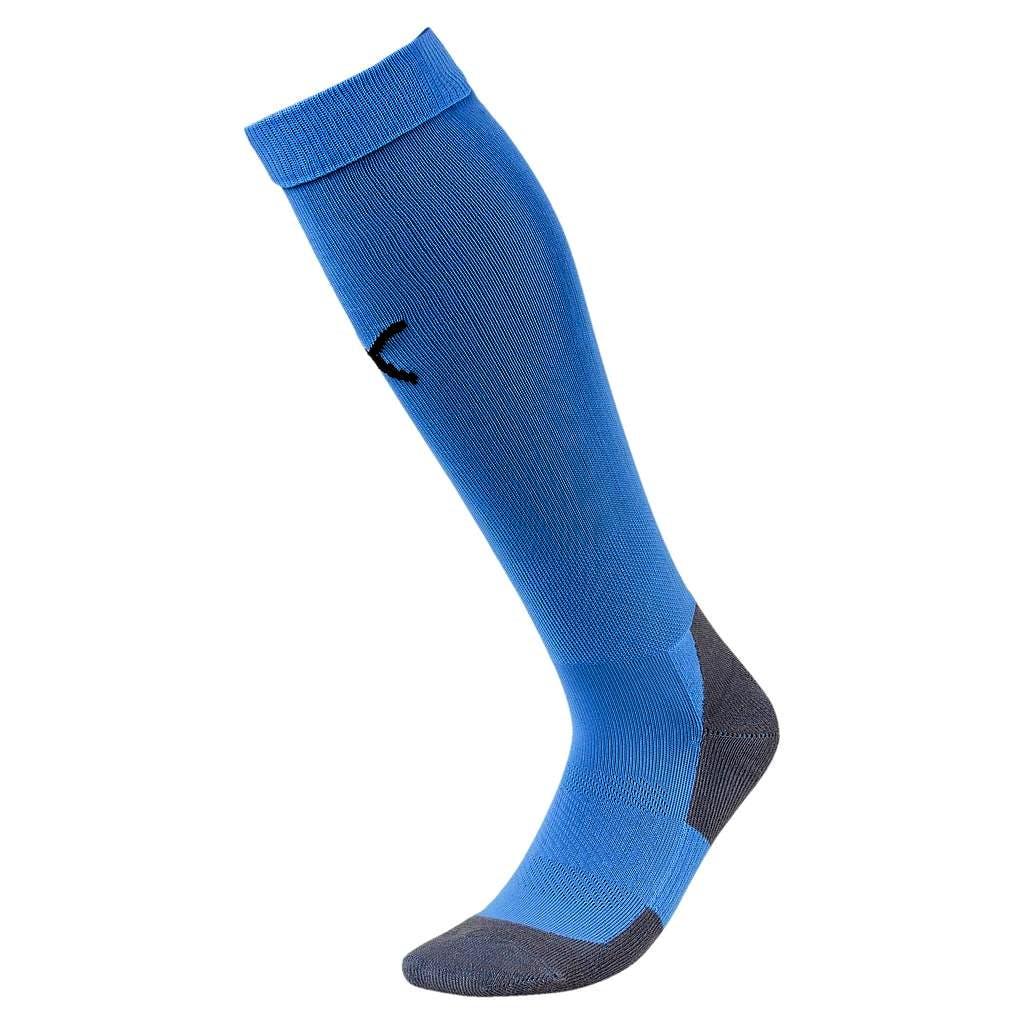 Team Liga Socks Core Ljusblå/Svart