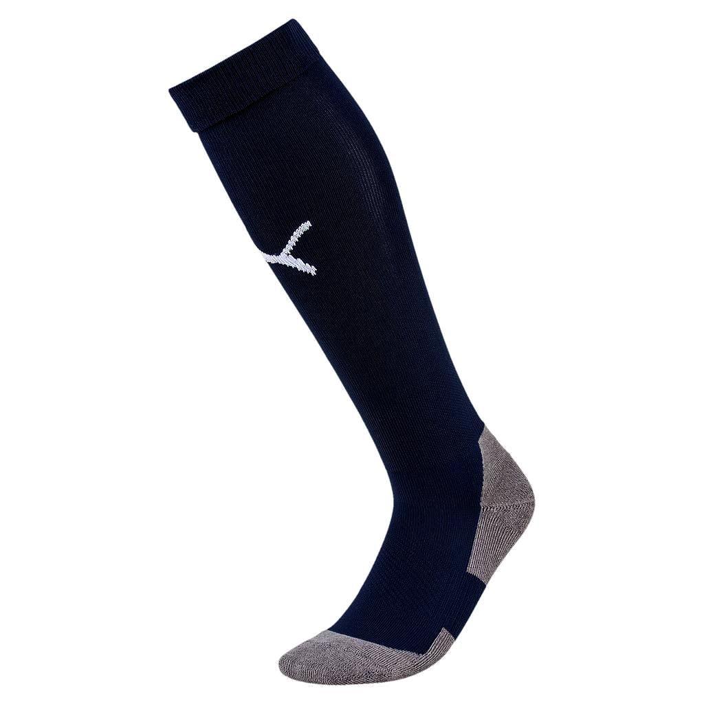Team Liga Socks Core Marinblå/Vit