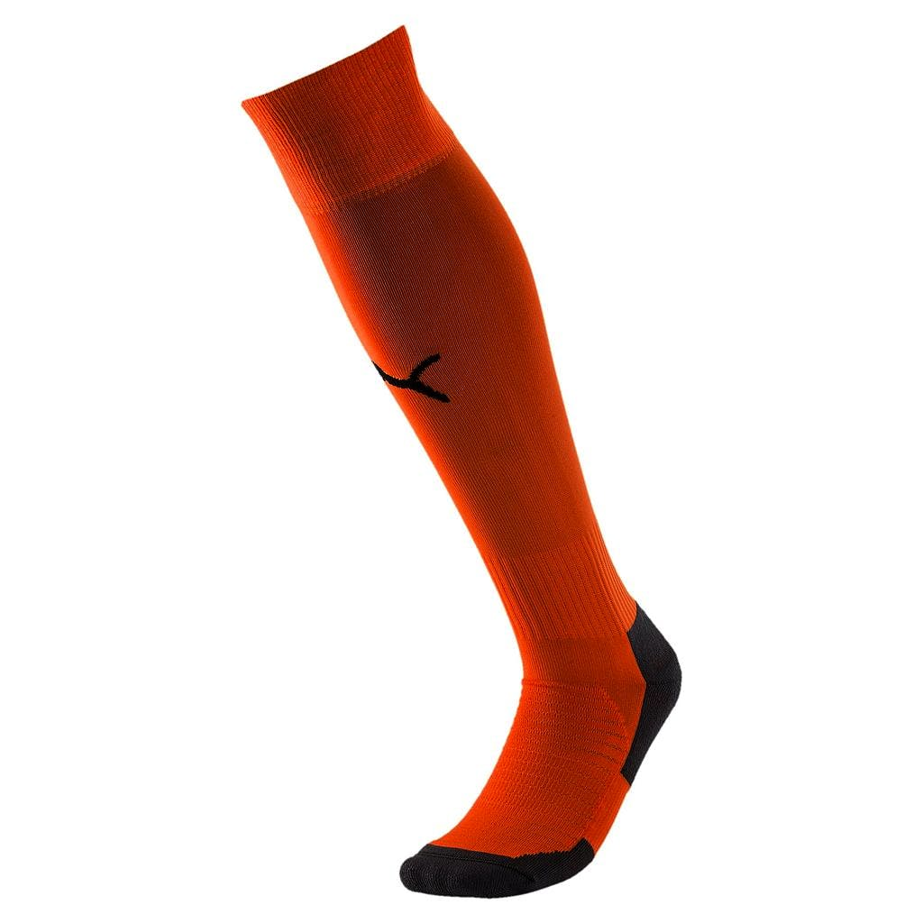 Team Liga Socks Core Orange/Svart