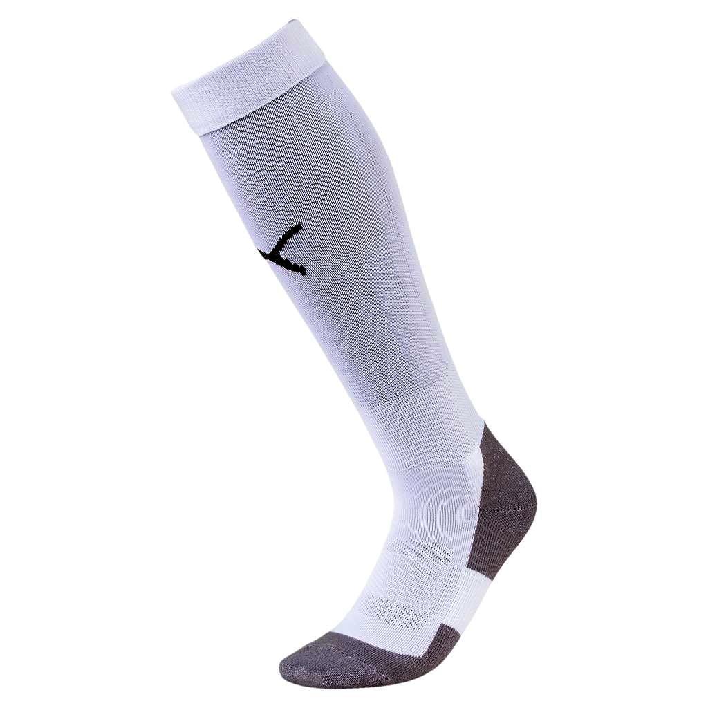 Team Liga Socks Core Vit/Svart