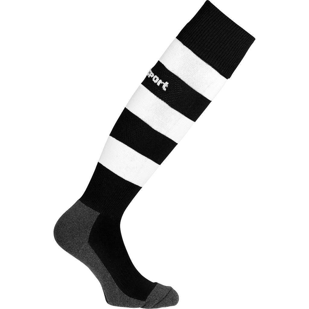 Team Pro Essential Stripe Svartvit