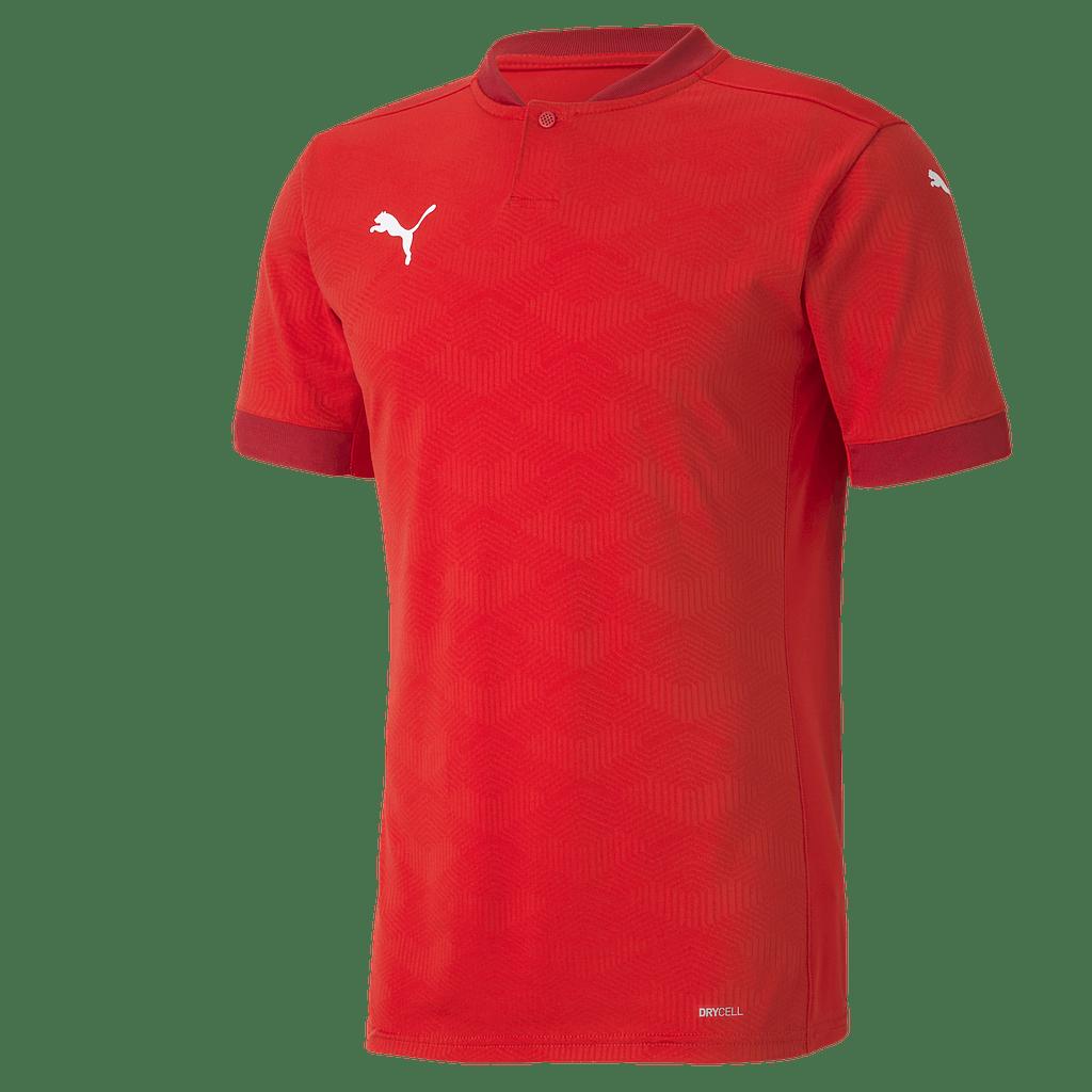 teamFINAL 21 Jersey Röd