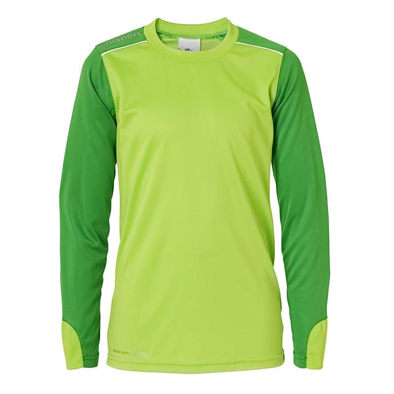 Tower GK Shirt (lång ärm) Grön/Vit Barn